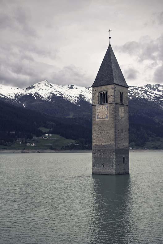 iglesia curon italia 3