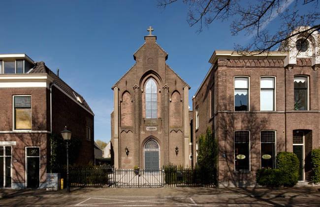 iglesia se convierte en casa 1
