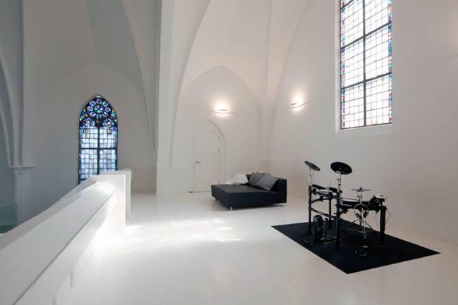iglesia se convierte en casa 9