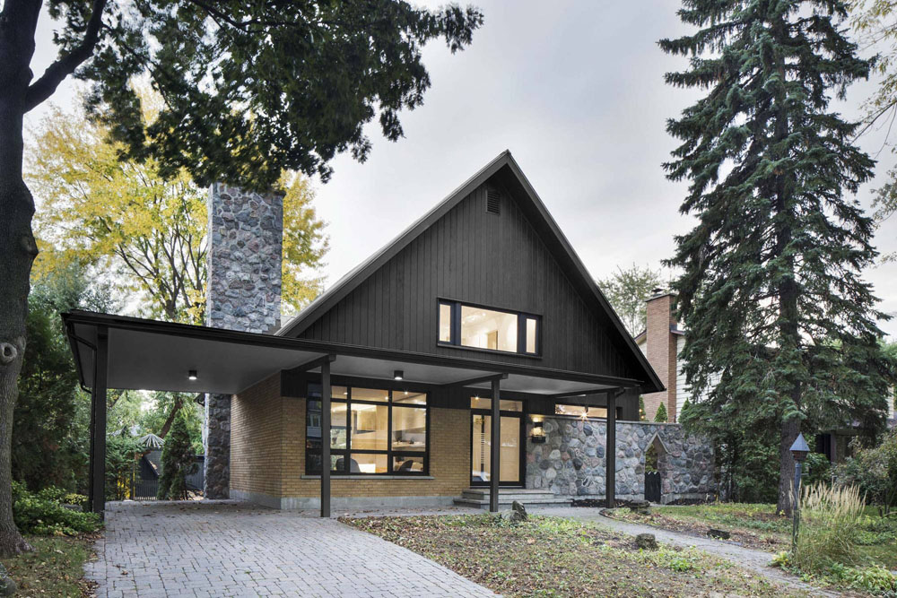casa canadiense 1