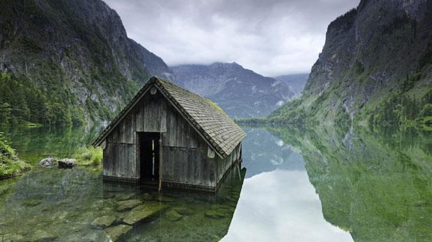 casa de pesca alemania