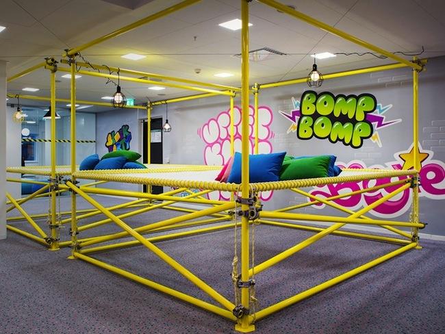 oficinas compania king 8