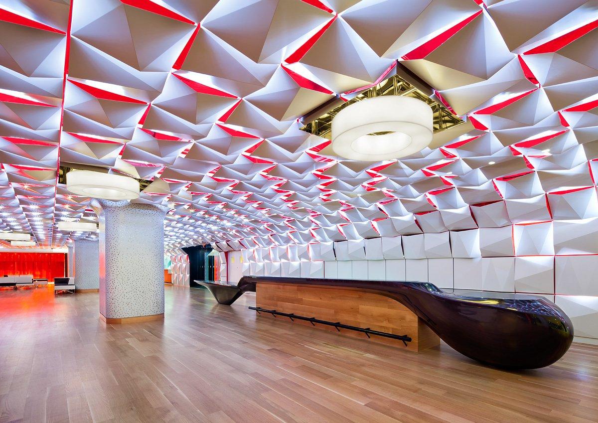 sorprendentes decoraciones techos 15