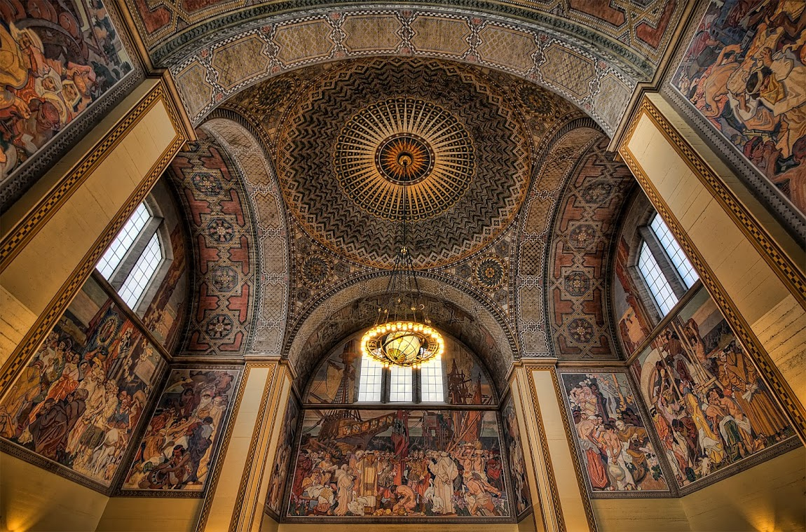 sorprendentes decoraciones techos 18