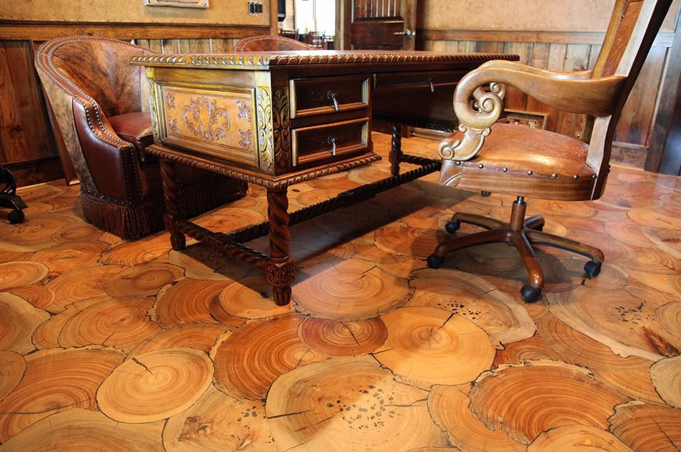 10 sorprendentes pisos de madera para nuestro hogar for Pisos de bar madera