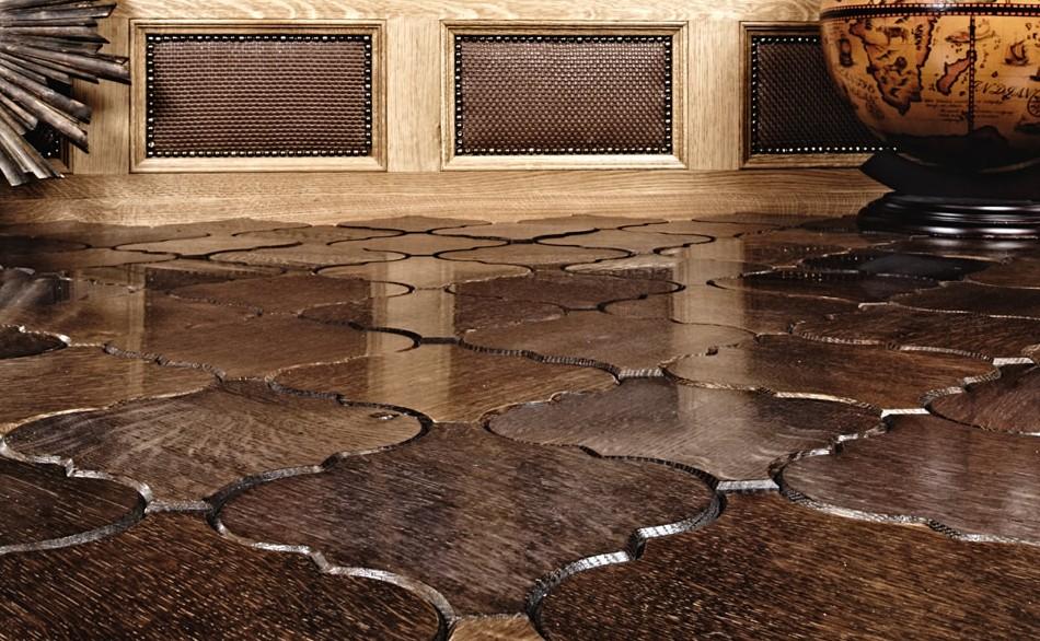 10 sorprendentes pisos de madera para nuestro hogar for Unusual floor coverings