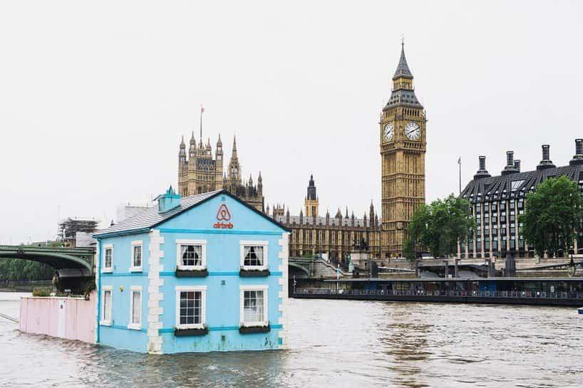 casa por el rio tamesis 1