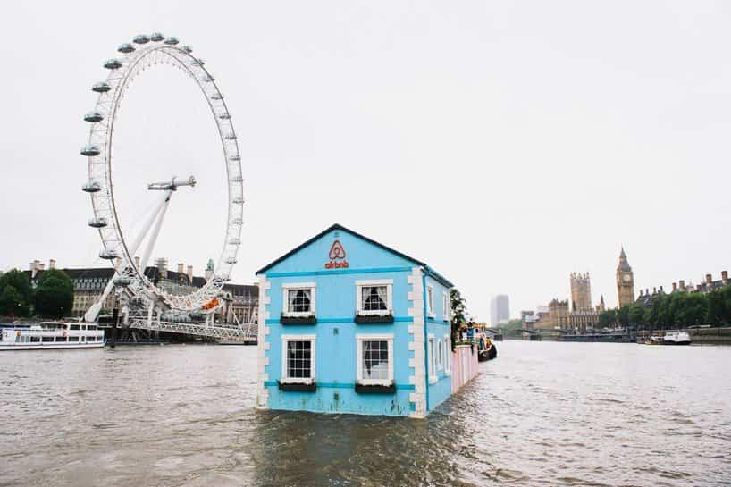 casa por el rio tamesis 2