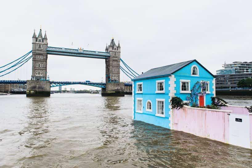 casa por el rio tamesis 5
