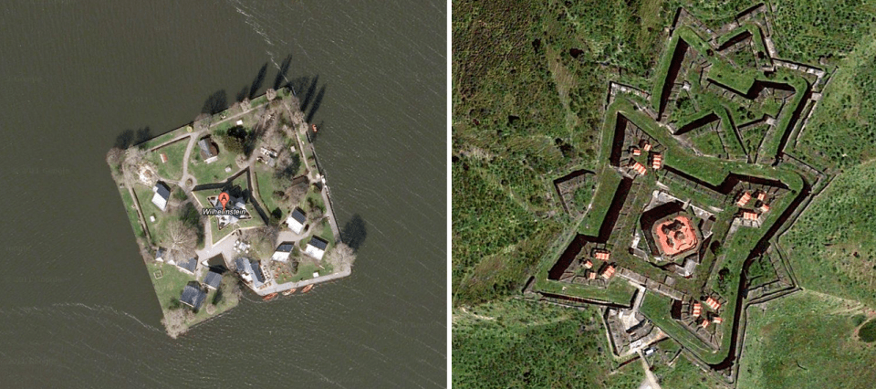 isla cuadrada alemana 11