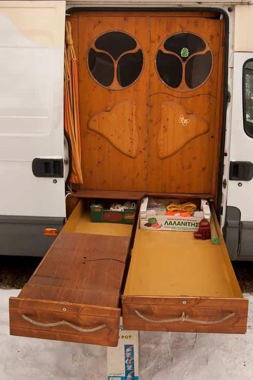 casa en furgoneta 11