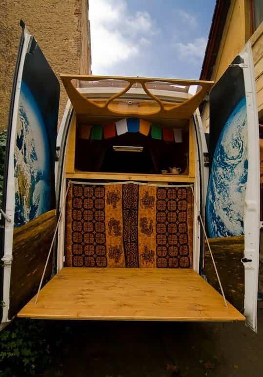 casa en furgoneta 16
