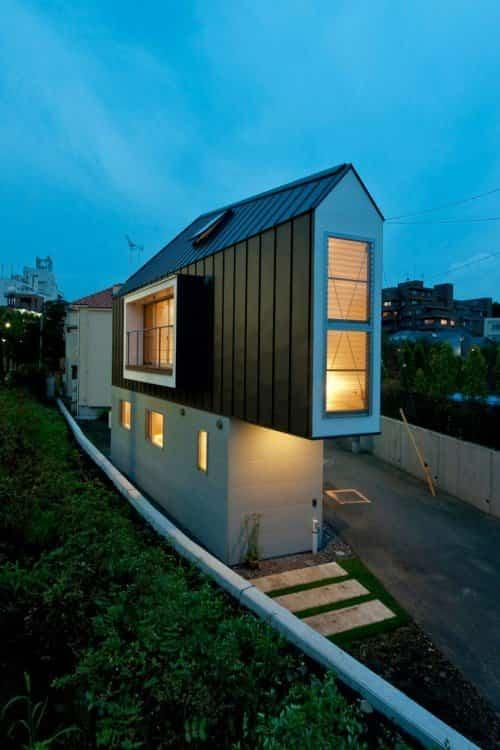 casa triangular 1