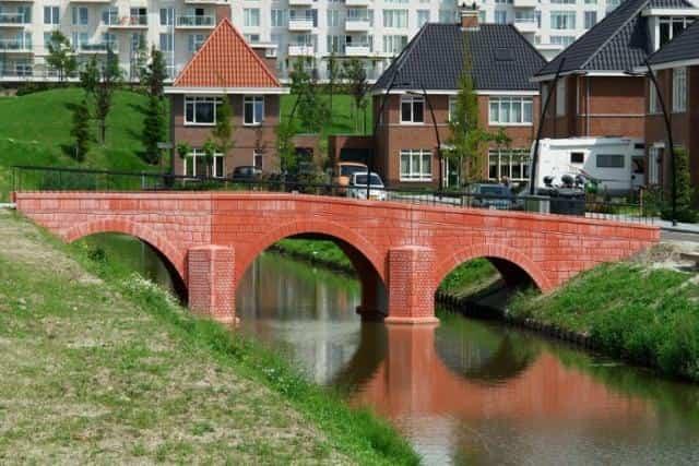 puente del billete de 10 euros