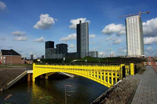 puente del billete de 200 euros