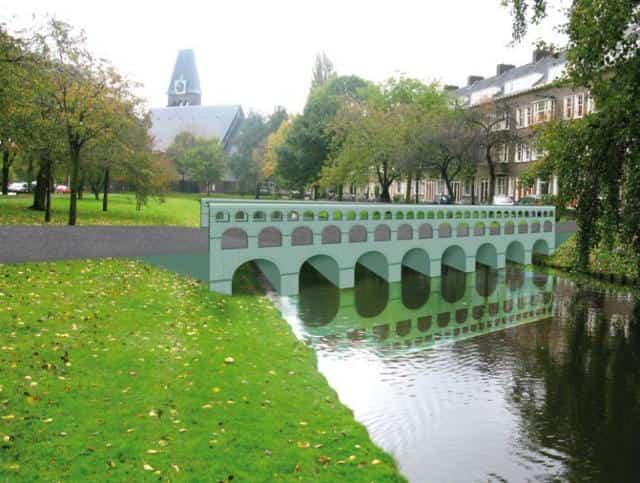 puente del billete de 5 euros