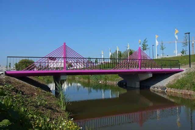 puente del billete de 500 euros