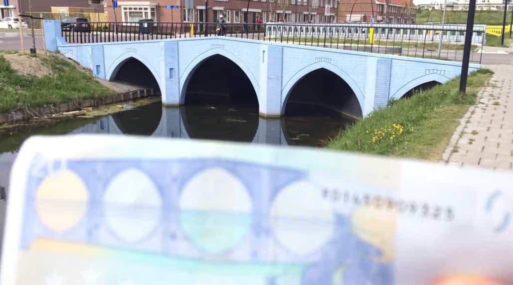 puentes de euro en holanda