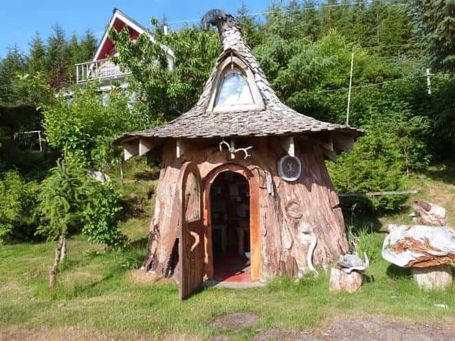 casa tronco madera 1