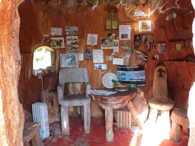 casa tronco madera 2