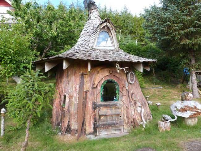 casa tronco madera 8
