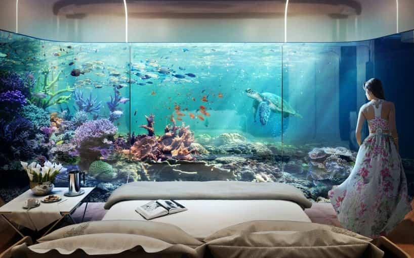 casas bajo el agua dubai 4