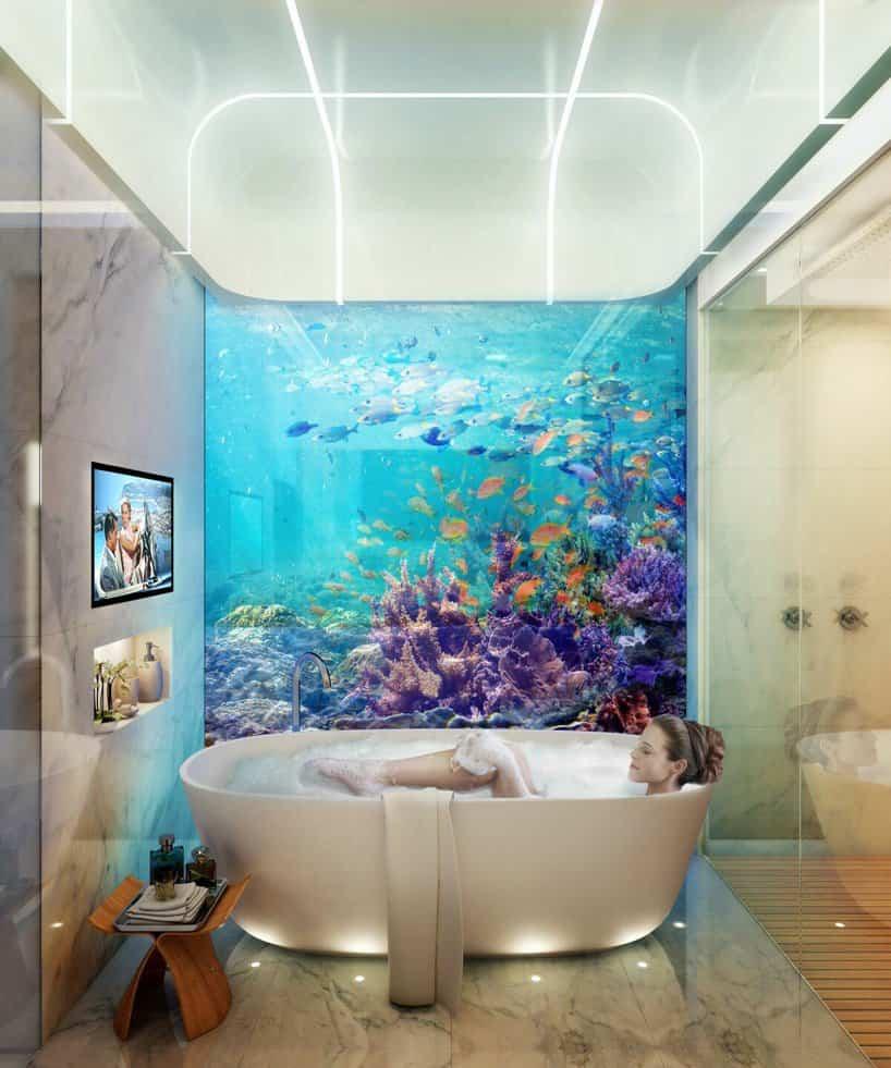 casas bajo el agua dubai 5