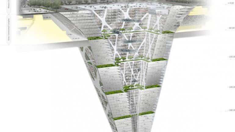 edificio bajo tierra ciudad de mexico 6