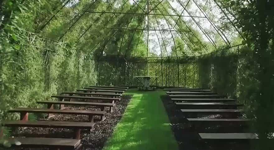 iglesia natural de madera 4