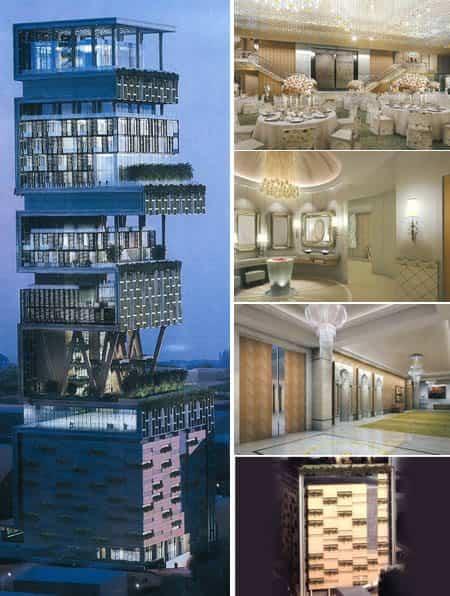 10 de las casas m s lujosas y caras del mundo for Las casas mas grandes y lujosas del mundo