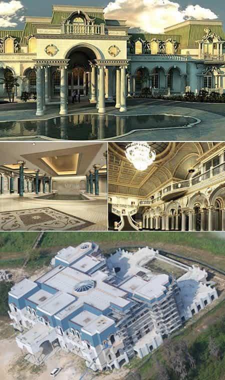 casas más lujosas - versalles
