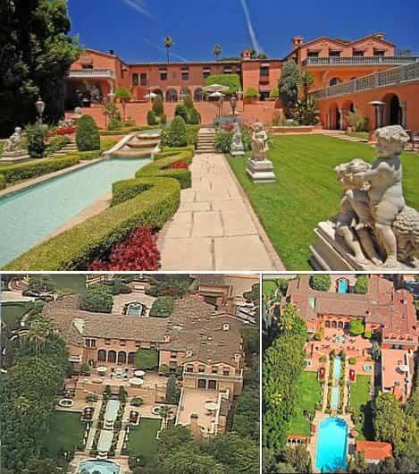 casas más lujosas - heart mansión