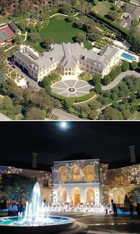 casas más lujosas - The manor