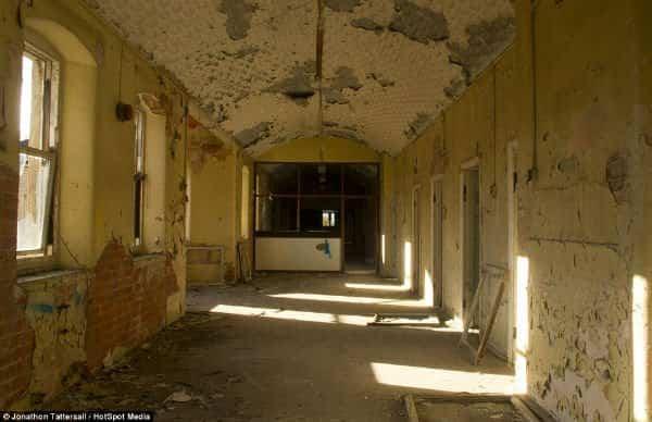the asylum hospital abandonado psiquiatrico 10