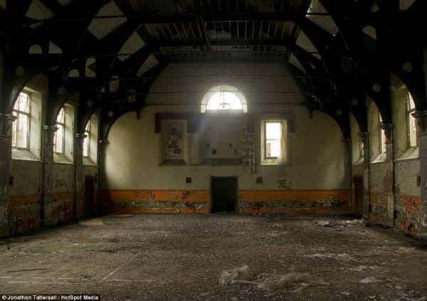 the asylum hospital abandonado psiquiatrico 11