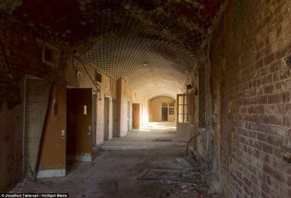 the asylum hospital abandonado psiquiatrico 2