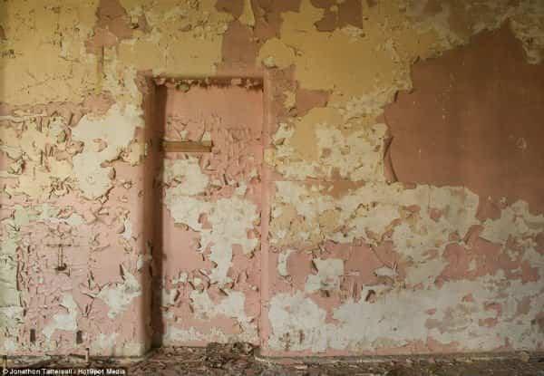 the asylum hospital abandonado psiquiatrico 3