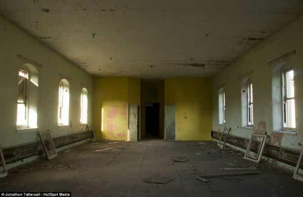 the asylum hospital abandonado psiquiatrico 4