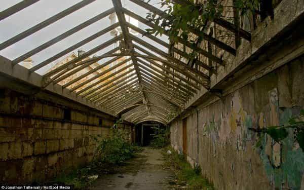 the asylum hospital abandonado psiquiatrico 5