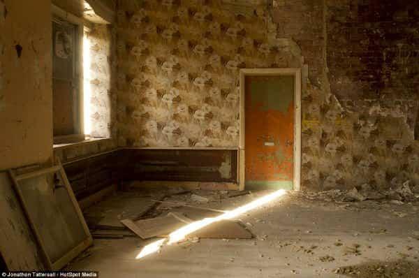 the asylum hospital abandonado psiquiatrico 6