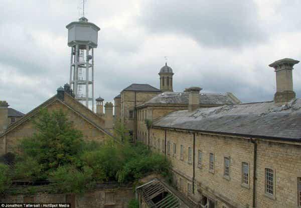the asylum hospital abandonado psiquiatrico 7