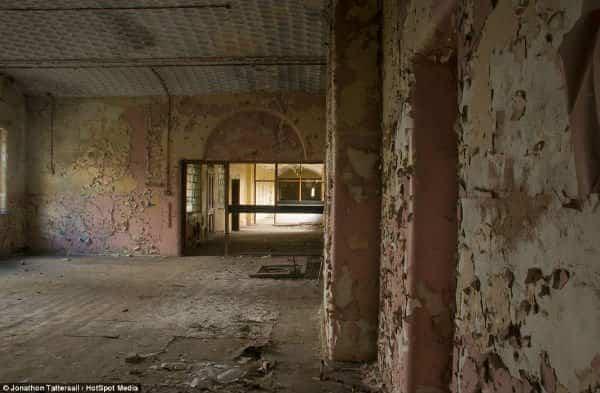 the asylum hospital abandonado psiquiatrico 9