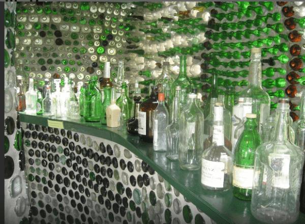 casa de botell as 13