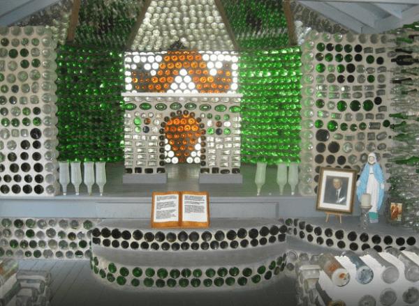 casa de botellas 9