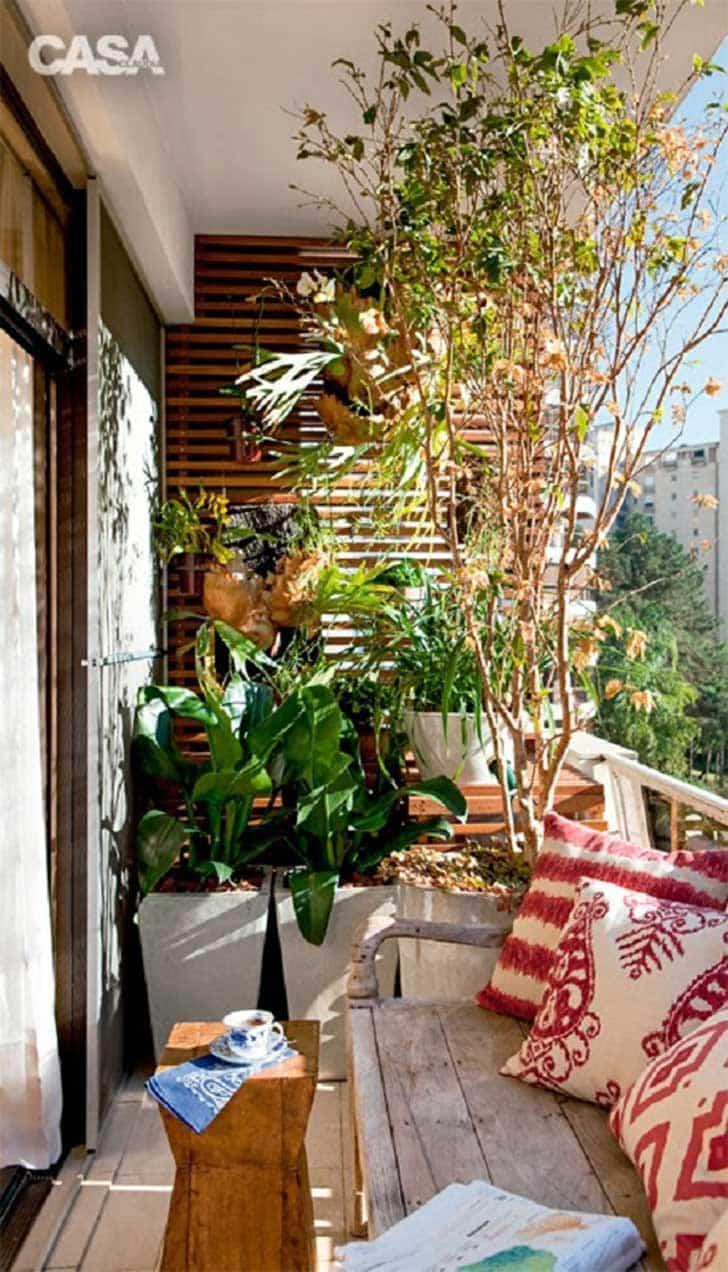15 maravillosas ideas para decorar el balc n de tu casa - Decoracion terrazas grandes ...