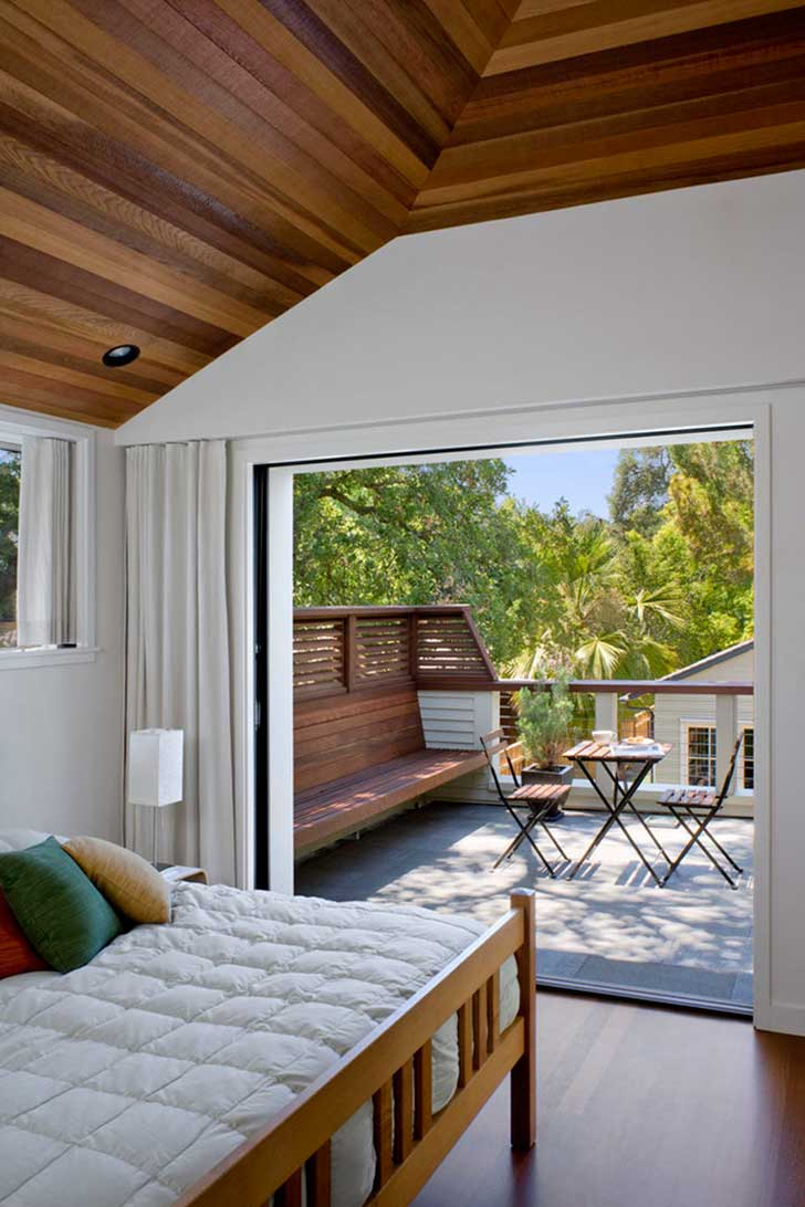 15 maravillosas ideas para decorar el balc n de tu casa arquitectura ideal. Black Bedroom Furniture Sets. Home Design Ideas