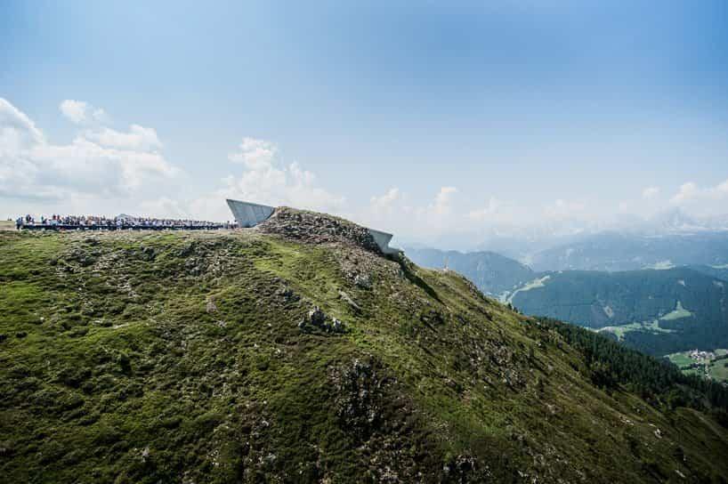 museo en los alpes italianos 16