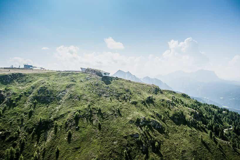 museo en los alpes italianos 2