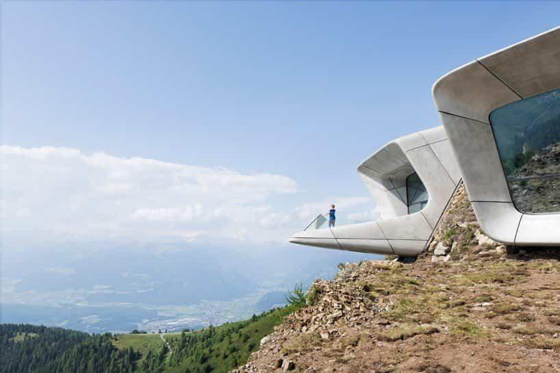 museo en los alpes italianos 5