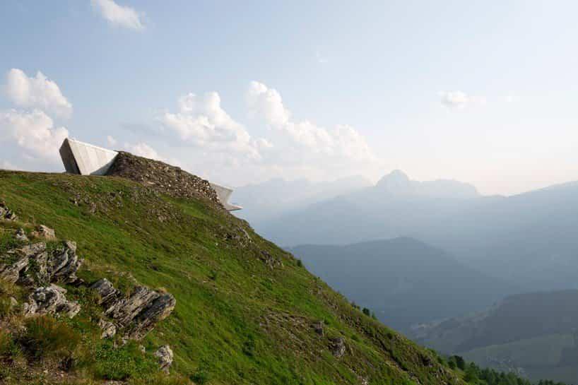 museo en los alpes italianos 7
